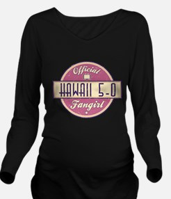 Official Hawaii 5-0 Fangirl Long Sleeve Maternity