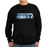 Hawaii 50 tv Sweatshirt (dark)