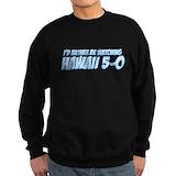 Hawaii 50 tv Sweatshirt (dark)