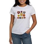 Ten Daylilies Women's T-Shirt
