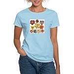 Ten Daylilies Women's Light T-Shirt