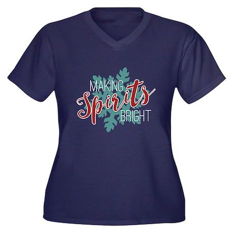 Spirits Women's Plus T-Shirt