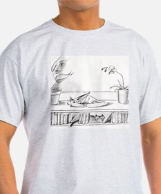 Library Dragon T-Shirt