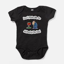 Cute Senior citizen Baby Bodysuit