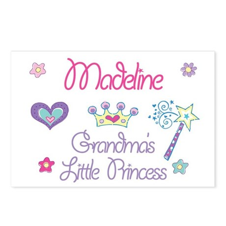 Madeline - Grandma's Little P Postcards (Package o