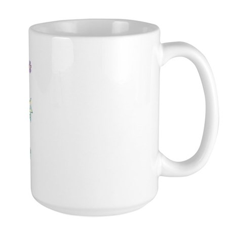 Madeline - Grandma's Little P Large Mug