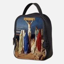 The Crucifixion of Jesus Neoprene Lunch Bag