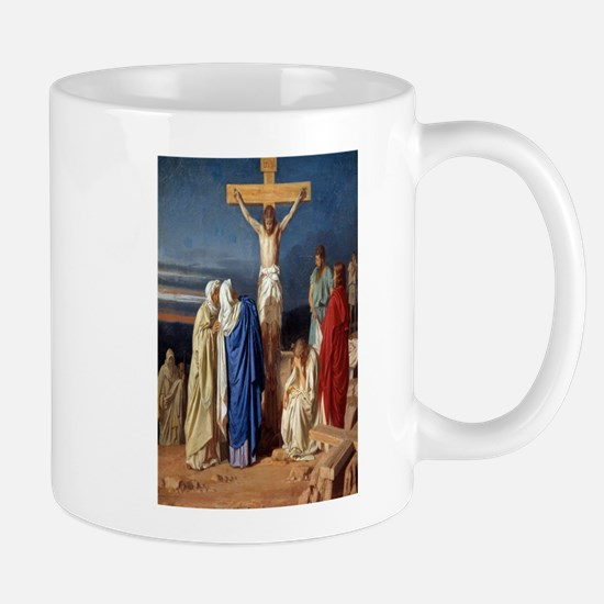 The Crucifixion of Jesus Mug