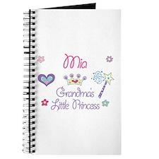 Mia - Grandma's Little Prince Journal