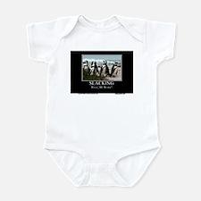 Slacking Infant Bodysuit