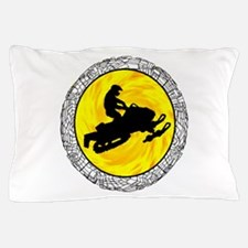 SNOWMOBILE Pillow Case
