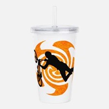TRICKED Acrylic Double-wall Tumbler
