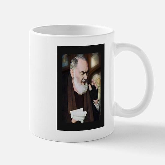 Saint Pio of Pietrelcina (Style A) Mug