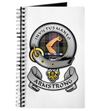 The Armstrong Badge / Tartan Journal