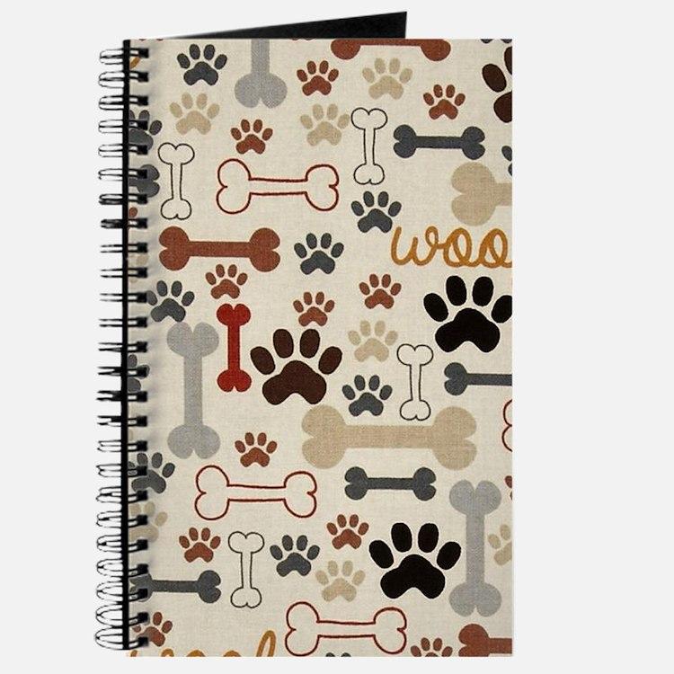 Cute Paw Journal