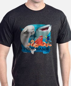 Finding Dory Characters Personalized T-Shirt