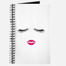 Lipstick and Eyelashes Journal