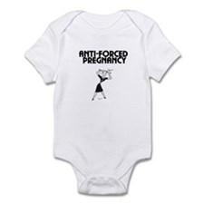 Cute Forced feminization Infant Bodysuit