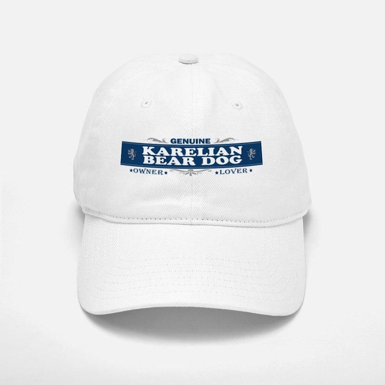 KARELIAN BEAR DOG Baseball Baseball Cap