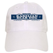 KARELIAN BEAR DOG Baseball Cap