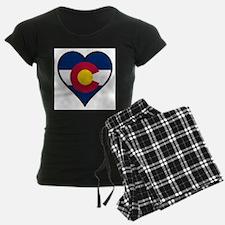 Love Colorado Pajamas
