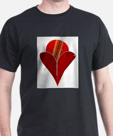 Love Cricket T-Shirt