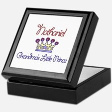 Nathaniel - Grandma's Little  Keepsake Box