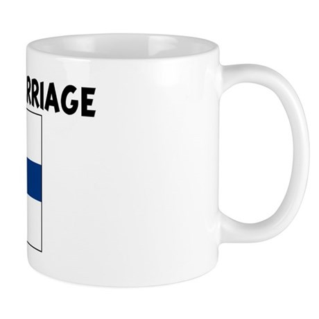 FINNISH BY MARRIAGE Mug