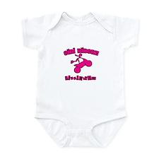 GiRl RiDeRz Infant Bodysuit