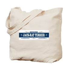 JACK-RAT TERRIER Tote Bag