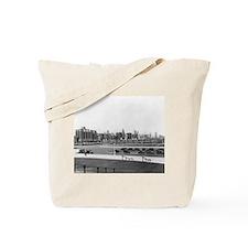 Michigan Avenue Tote Bag