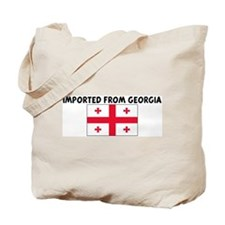 IMPORTED FROM GEORGIA Tote Bag