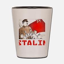 Stalin Shot Glass