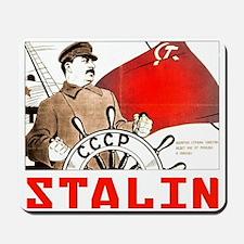 Stalin Mousepad
