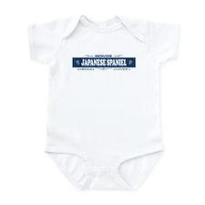 JAPANESE SPANIEL Infant Bodysuit