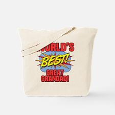 Cute Great one Tote Bag