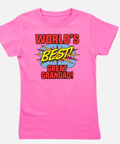 Cute Comic book art Girl's Tee