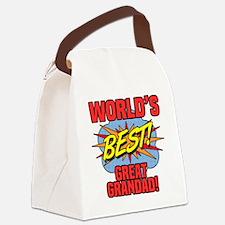 Cute Best art Canvas Lunch Bag