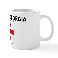 I WAS BORN IN GEORGIA Mug