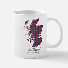 Map-Gilliland.MacLeanDuart Mug
