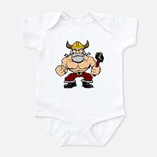 Mad Viking Berserker Infant Bodysuit