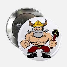"Mad Viking Berserker 2.25"" Button"