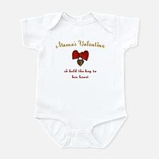 Mama's Valentine Infant Bodysuit