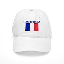 CERTIFIED FRENCH Baseball Cap