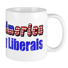 """Made In America: Sold Out By Liberals"" Mug"