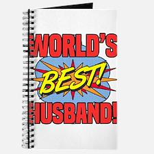 World's Best Husband Journal