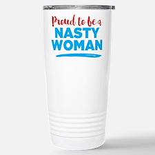 Proud Nasty Woman Travel Mug