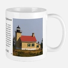 Copper Harbor Lighthouse History Mugs