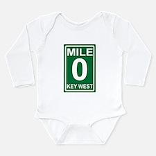 milezeroTSHIRT Body Suit