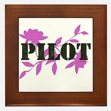 Pilot Framed Tile